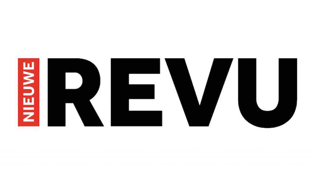 Nieuwe Revu is a magazine that writes about sexy topics in The Netherlands