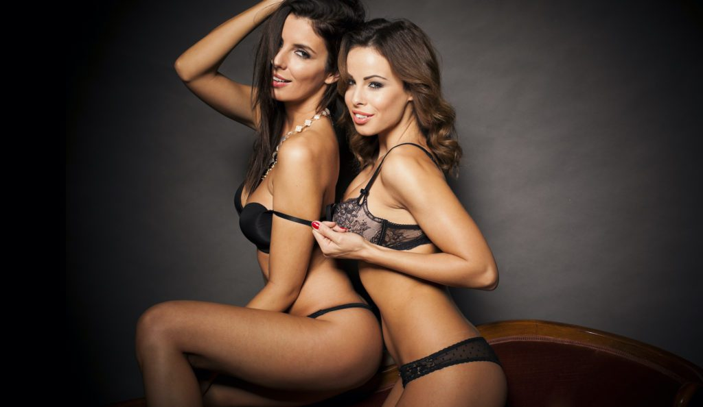 Lesbian Experience at our high end escortservice