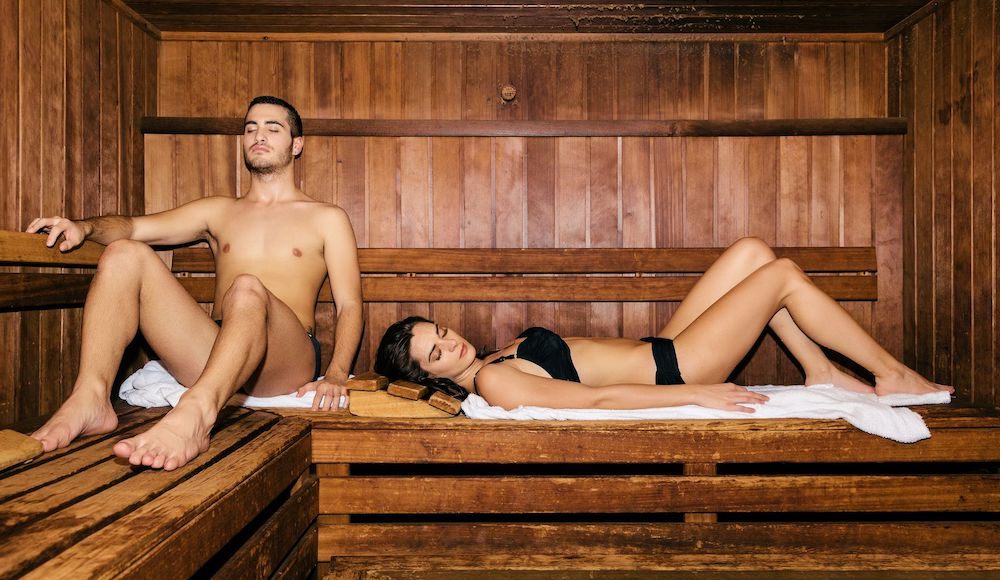 Enjoy a spa, wellness and sauna with a high class escort in The Netherlands
