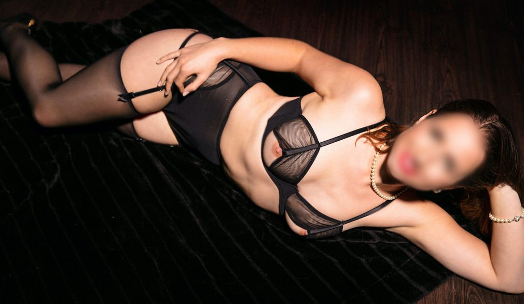 High class escort April from Utrecht