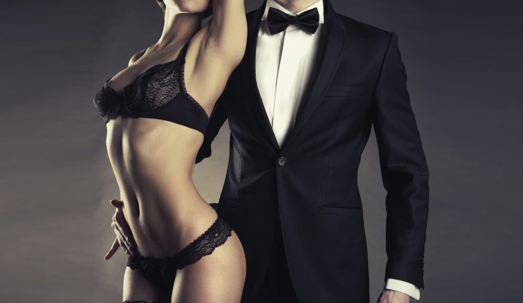 A high class escort and an exclusive gigolo together